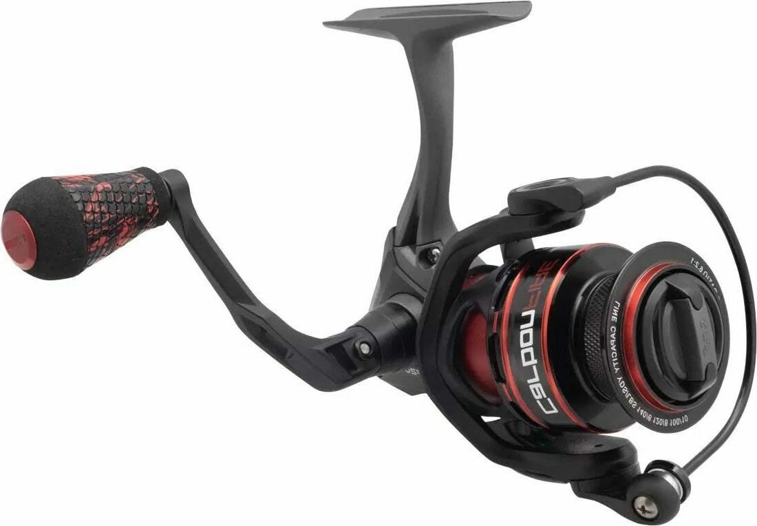 Lew's Carbon Fire CF200AC Speed Spin Spinning Reel